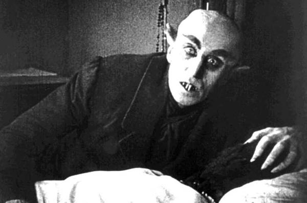 nosferatu, primera pelicula de vampiros