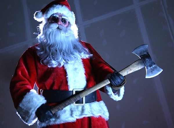 Las mejores películas de terror con Santa Claus como protagonista