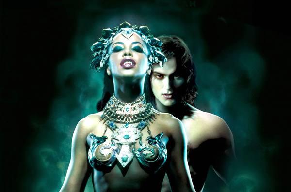 la reina de los condenados, película de vampiros, anne rice