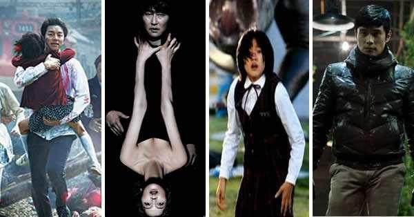 las mejores películas coreanas de terror para ver en Internet