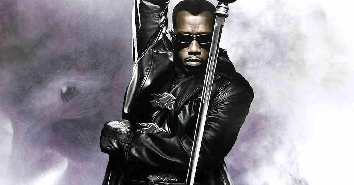 nueva saga de películas para el reboot de blade el caza vampiros