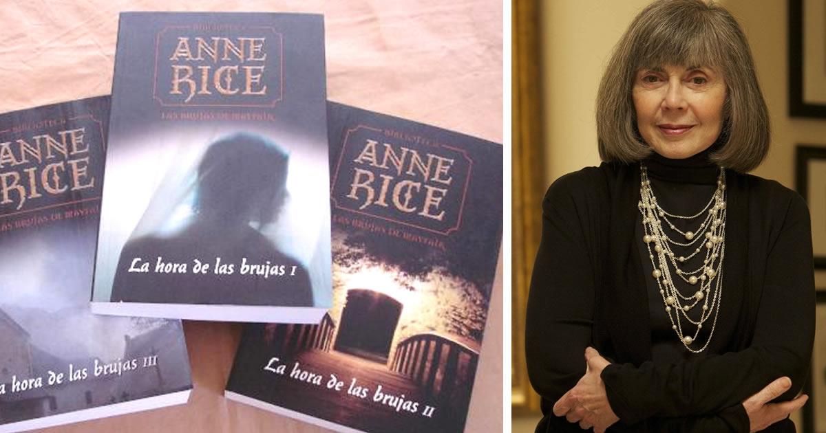 leer en orden los libros, pdf o epub de las brujas de mayfair de anne rice